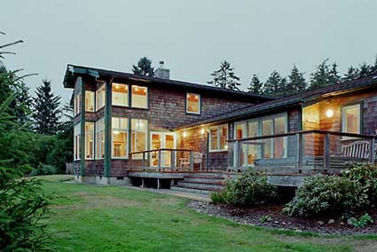willapa bay shingle style architecture